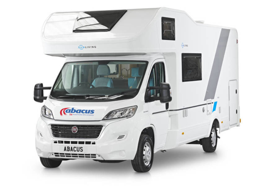Adria Sun Living A75 for sale from Abacus Motorhomes
