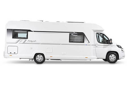 Bailey Autograph 79-6 from Abacus Motorhomes